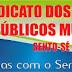 SENTO SÉ:  COMUNICADO DO SINDICATO DOS SERVIDORES PÚBLICOS DO MUNICÍPIO