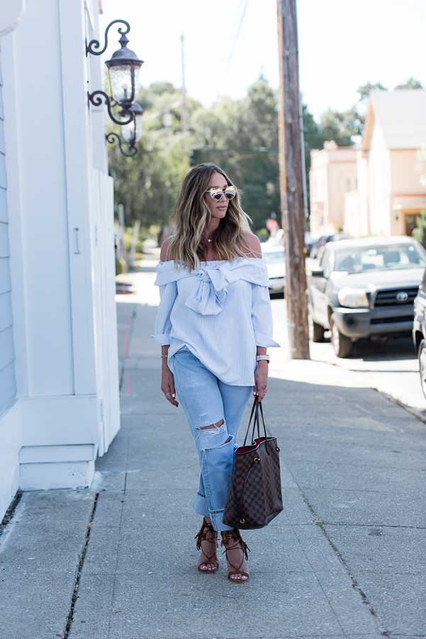 off shoulder trend tops parlor girl