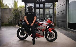 jual beli Kawasaki Ninja 250 cc 2018