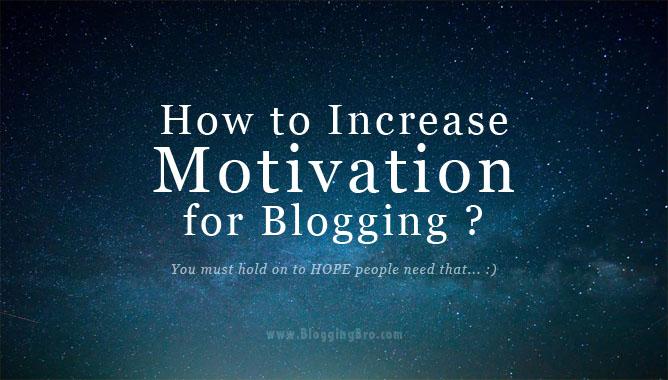 increase-motivation-for-blogging