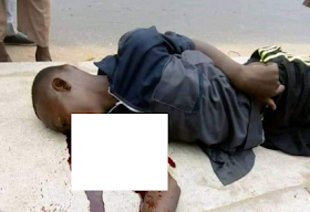 Young Boy Dies While Celebrating Buhari's Victory