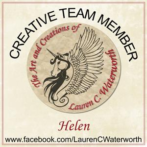 The Art and Creations of Lauren C Waterworth Creative Team Member