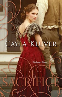 Sacrifice Cayla Kluver book cover