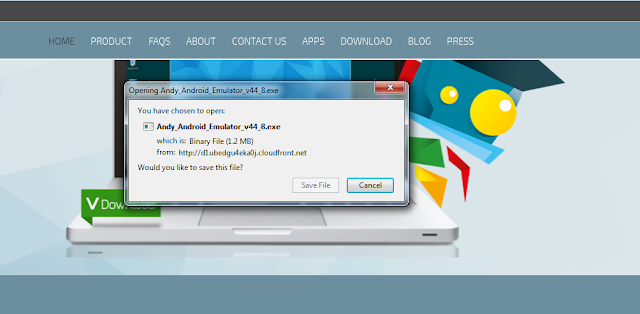 Download-And-Install-Andyroid-Android-Emulator-For-PC