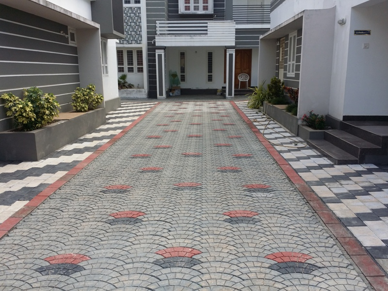 Design Rumah Idaman: Warna-warni Penataan Paving Block