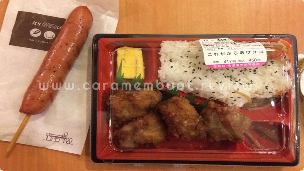 Wisata Kuliner Jepang