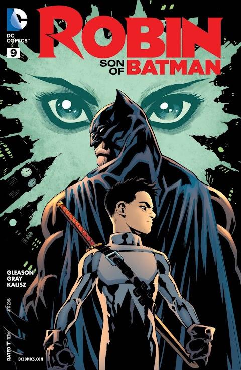 Djali i Batman Dubluar ne shqip
