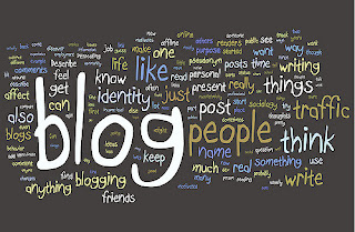 Blogging for a living - Ruth Richards-Hill