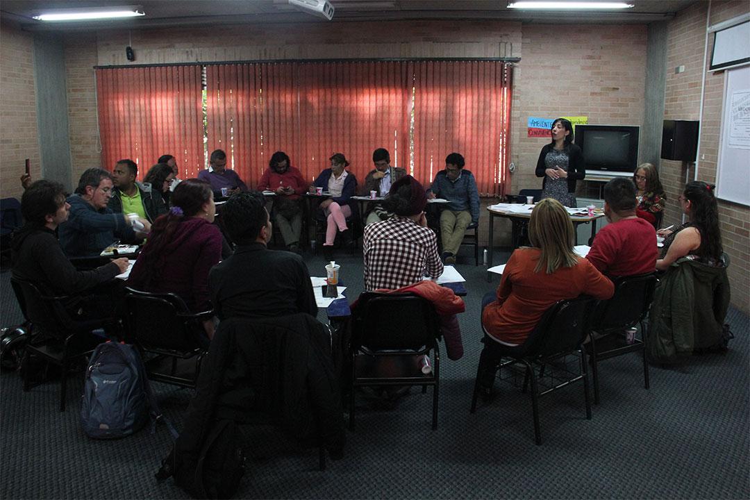 Comités Locales 29 de mayo de 2018
