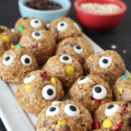 No-Bake Monster Bites