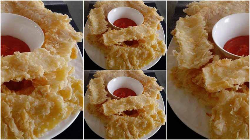 Resep Membuat Telor Crispy. Enak, Renyah dan Mudah