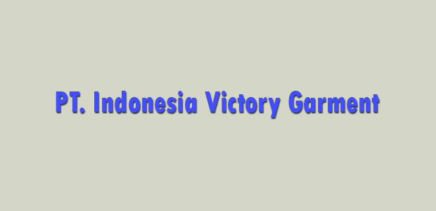 Lowongan Kerja PT. Indonesia Victory Garment Purwakarta