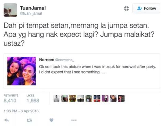Hantu Kelab Malam Malaysia