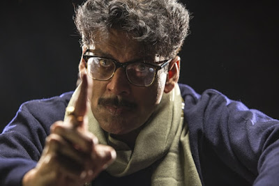 Manoj Bajpai Looks Images In Sarkar 3