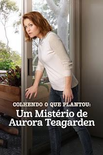 Colhendo o Que Plantou: Um Mistério de Aurora Teagarden - HDRip Dublado