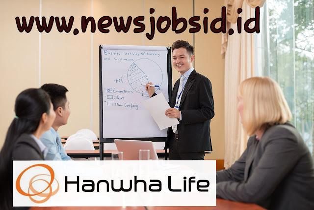 Lowongan Kerja PT Hanwha Life Insurance Indonesia Maret 2017 ( Fresh Graduate/ Experince)
