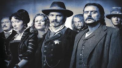 Abril na Globoplay - Deadwood – Cidade Sem Lei