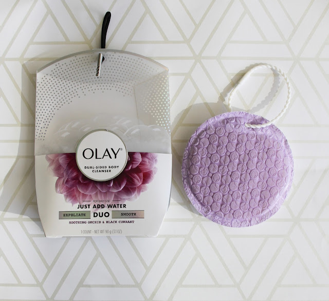 Olay launches new game changing product DUO body cleanser in Soothing Orchid and Black Currant #ShowerDUOver