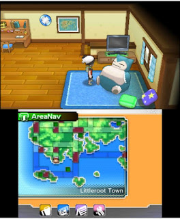 Pokemon Alpha Sapphire (Decrypted) [Region Free] Screenshot-2