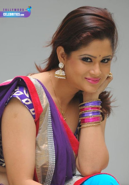 Tollywood Celebrities Shilpa Chakravarthy Profile