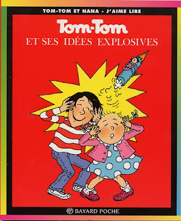 The 1990's tag Tom-Tom et Nana