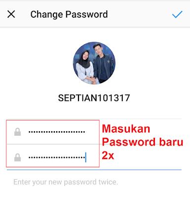 Cara Melihat Password Akun Instagram Sendiri - Lupa Sandi
