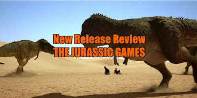 the jurassic games review