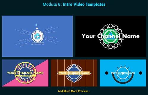 Intro Video Templates