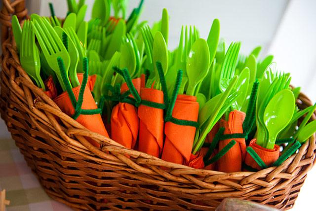 Decoração de Páscoa simples e barata para se inspirar!