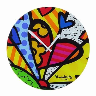 Relógio de Parede - New day