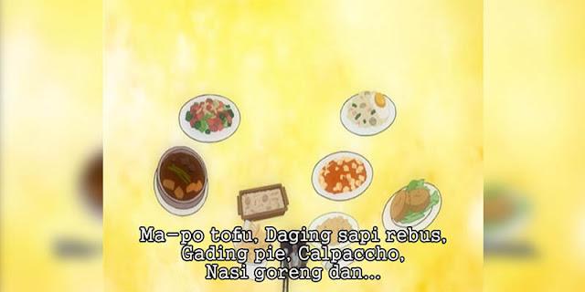 Unsur Indonesia yang terdapat pada anime D. Gray-Man