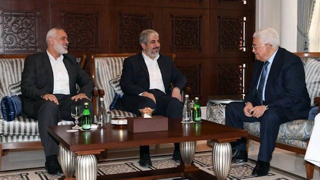 Hamas y Fatah se reunen después de dos años de distanciamiento
