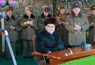 Ahead Of Trump-Xi Summit, U.S. Warns Clock Has 'Run Out' On N. Korea