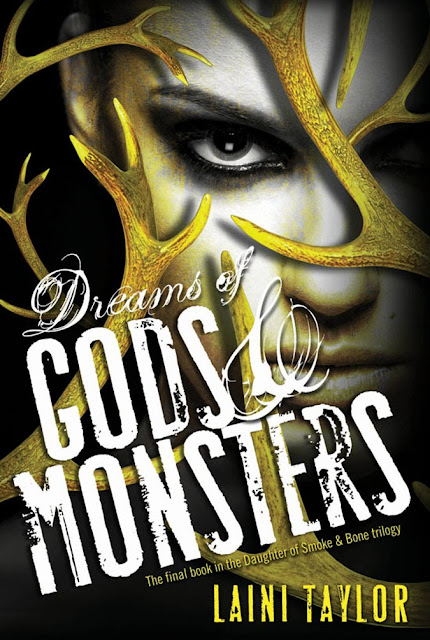 Dreams of Gods and Monsters Cover & Excerpt Cover Artwork