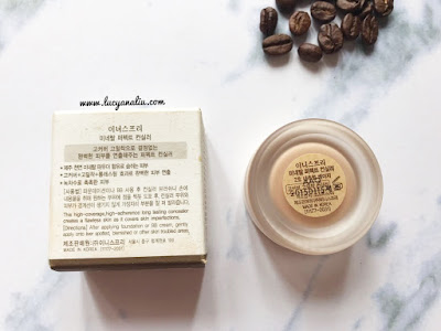Innisfree Mineral Perfect Concealer review