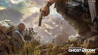 Ghost Recon Xbox 360 Wallpaper