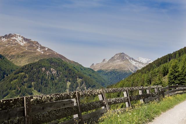 Wandern in Osttirol  Oberseitsee St. Jakob Defereggental 02