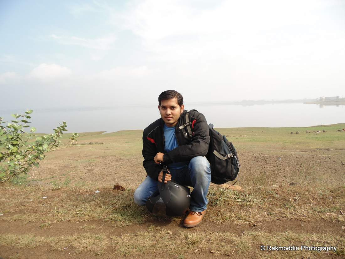 Bird watching at Veer Dam near Pune