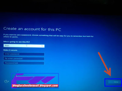cara install windows 10 di laptop toshiba baru