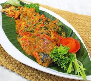 Resep Masakan Pepes Ikan Patin Khas Kalimantan