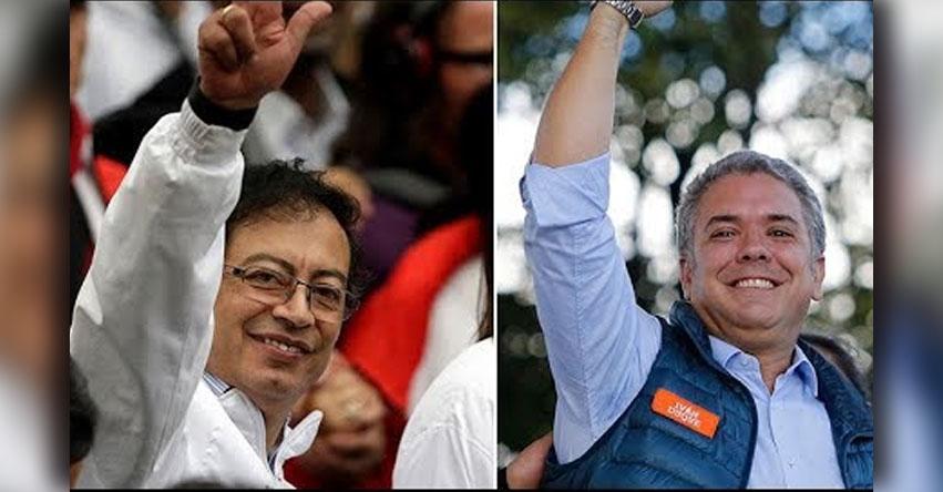 Resultados Elecciones Colombia 2018 (Domingo 27 Mayo) Iván Duque y Gustavo Petro pasan a Segunda Vuelta Presidencial [VIDEO] Consejo Nacional Electoral - CNE - www.cne.gov.co