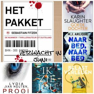 Fitzek, Slaughter, Lydia van Houten, Clare Mackintosh, Patricia van den Broek, The House of Books, HarperCollins, Kabook, De Fontein, De boekerij, Palmslag