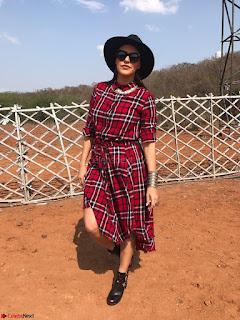Neha Dhupia in Zara for Roadies (2) ~ .jpeg