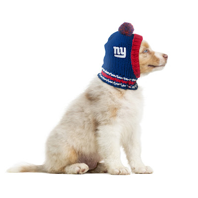 nfl pet knit hat