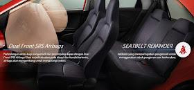 Safety Mobil Honda Brio