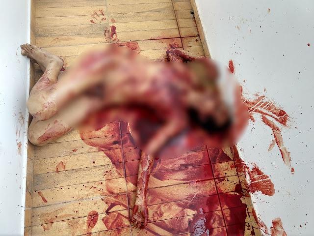 Bárbaro e Brutal! Travesti é violentamente morto a facadas dentro de seu apartamento em Rondônia
