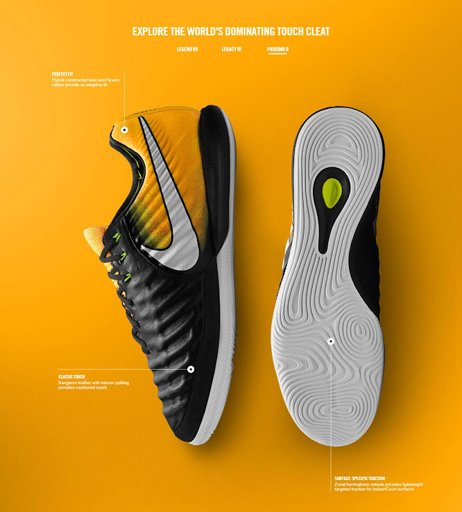 ff20f25d5437 ... it be explained that Nike itself is advertising a k-leather featuring TiempoX  Proximo II that cannot be bought anywhere including its own online store.