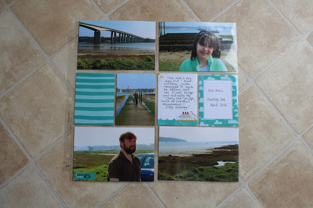 Stampin' Up!, Project Life, Let's Get Away - More Project Life Pages
