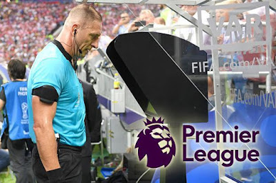 EPL: Premier League to test VAR in 3pm matches