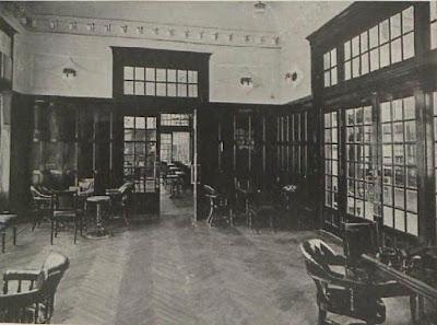 Salón de Ajedrez de la Sociedad Bilbaína